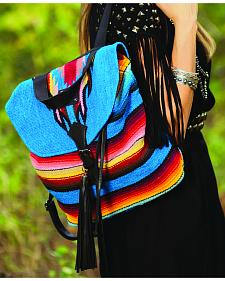 STS Ranchwear Tejana Serape Backpack
