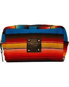 STS Ranchwear Women's Bebe Serape Cosmetic Bag