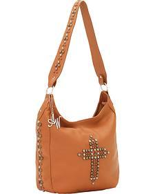 American West Women's Dream Catcher Zip-Top Handbag