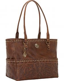 American West Harvest Moon Carry-On Tote Bag