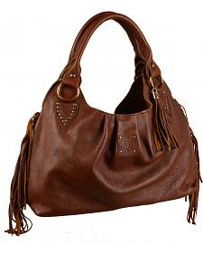 "STS Ranchwear ""The Gypsy"" Large Pleated Hobo Bag"