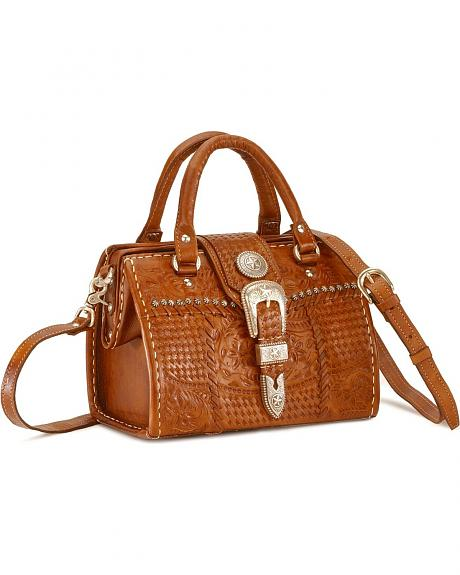 American West Coach Bag