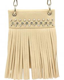 Blazin Roxx Women's Fringe Crossbody Bag