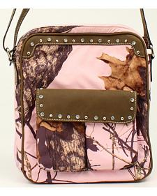 Blazin Roxx Camo Concealed Carry Crossbody Bag