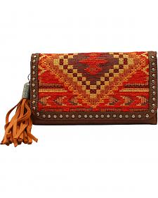 Blazin Roxx Indian Blanket Wallet