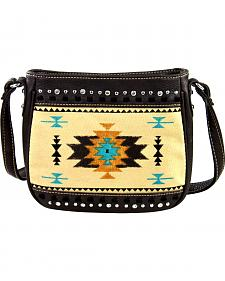 Montana West Aztec Messenger Bag