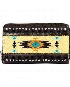 Montana West Aztec Design Wallet