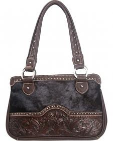 Montana West Trinity Ranch Double Handled Handbag