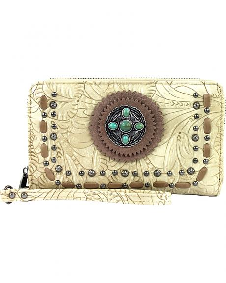 Trinity by Montana West Ranch Women's Wallet