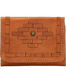 American West Amber Waves Small Tri-Fold Wallet