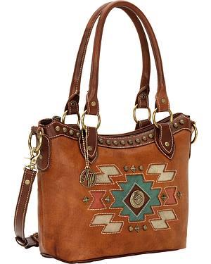 American West Zuni Passage Convertible Tote Bag