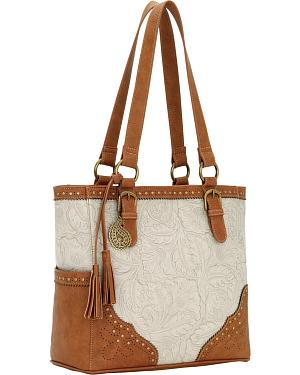 Bandana by American West Castle Rock Three Compartment Tote