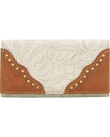 Bandana by American West Castle Rock Flap Wallet
