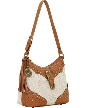 Bandana by American West Castle Rock Shoulder Bag