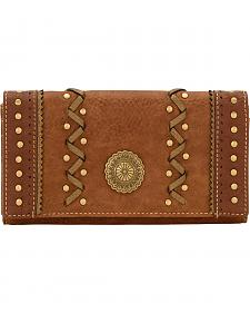 Bandana by American West Grand Junction Flap Wallet