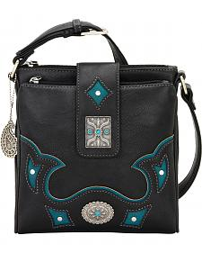 Bandana by American West Lexington Organizer Crossbody