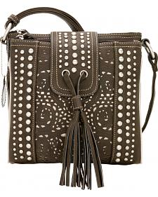 American West Bandana Mesa Collection Organized Crossbody