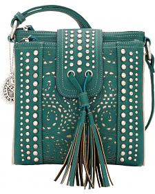 Bandana by American West Mesa Collection Organized Crossbody