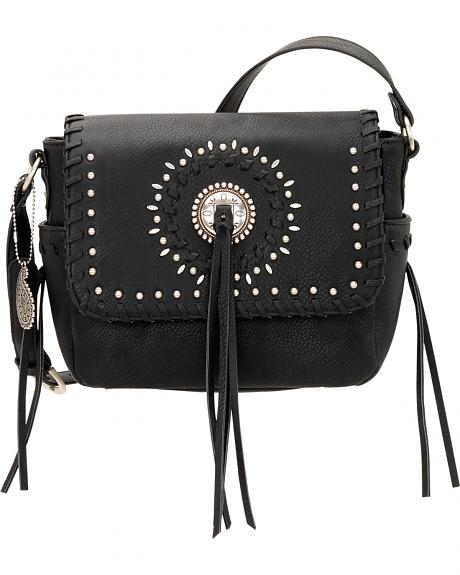 Bandana by American West Sioux Collection Crossbody Flap Bag