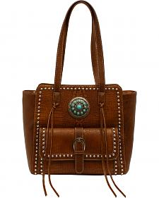 Blazin Roxx Charlotte Collection Concho Tote