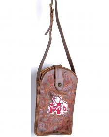 Gameday Boots Mississippi State University Crossbody Bag
