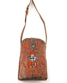 Gameday Boots Oklahoma State University Crossbody Bag