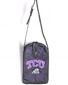Gameday Boots Texas Christian University Crossbody Bag
