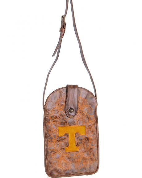 Gameday Boots University of Tennessee Crossbody Bag