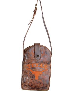 Gameday Boots University of Texas Crossbody Bag