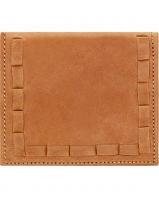 American West Golden Tan Boyfriend Ladies Soft Bi-Fold Wallet