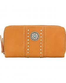 American West Bandana Tan Rio Rancho Wallet