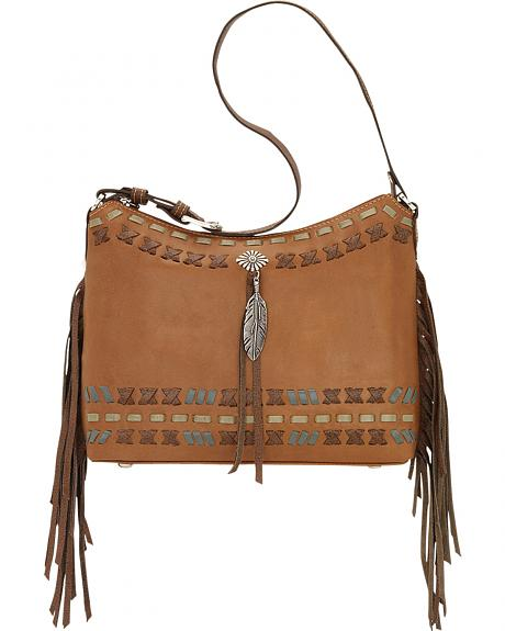 American West Mohican Melody Collection Shoulder Bag