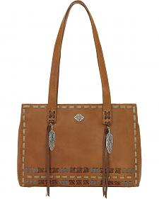 American West Mohican Melody Collection Shopper Tote