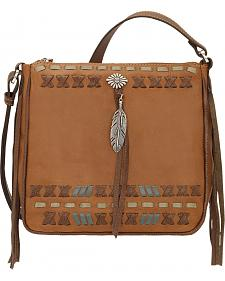 American West Mohican Melody Collection Crossbody Bag