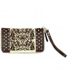 Savana Ivory with Lace Wallet
