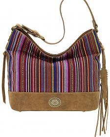 American West Bandana Women's Serape Shoulder Bag