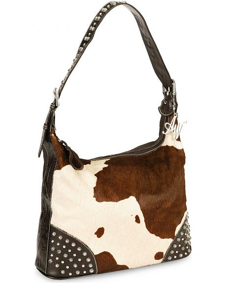 American West Santa Fe Spirit Slouch Hobo Bag
