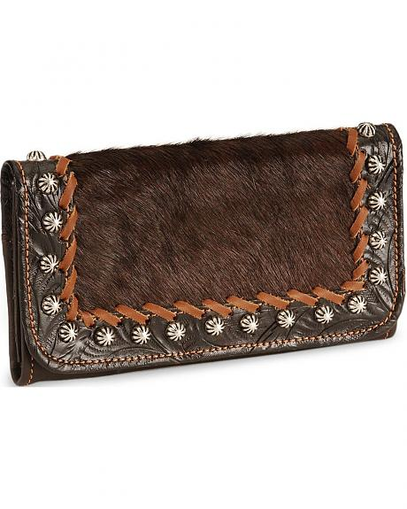 American West Santa Fe Spirit Wallet