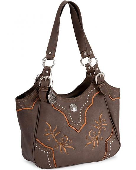 American West Bandana Cheyenne Shoulder Handbag