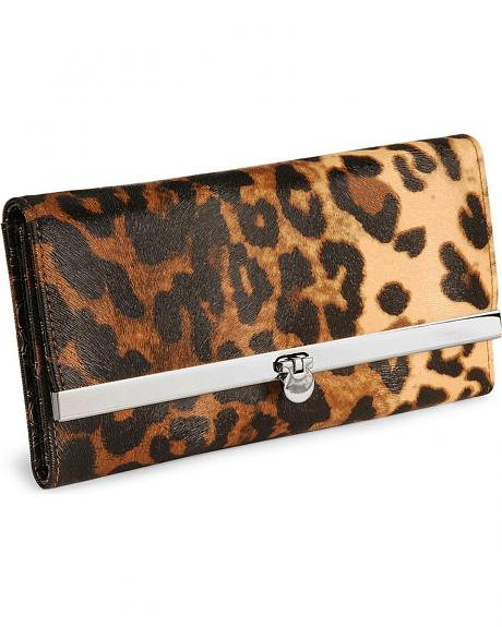 Way West Western Safari Wallet