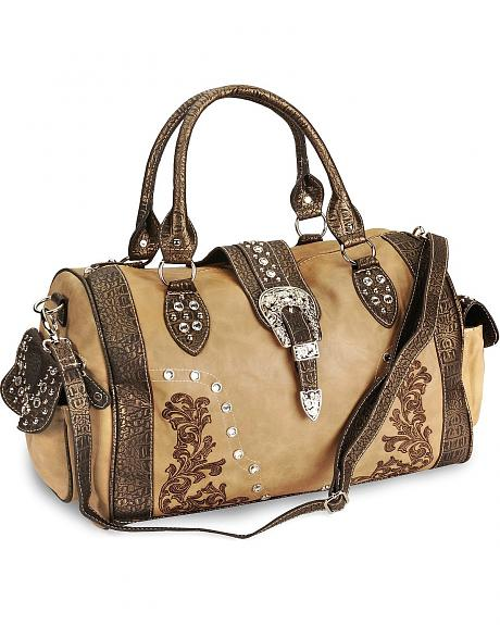 Savana Contour Stitch Tote Bag