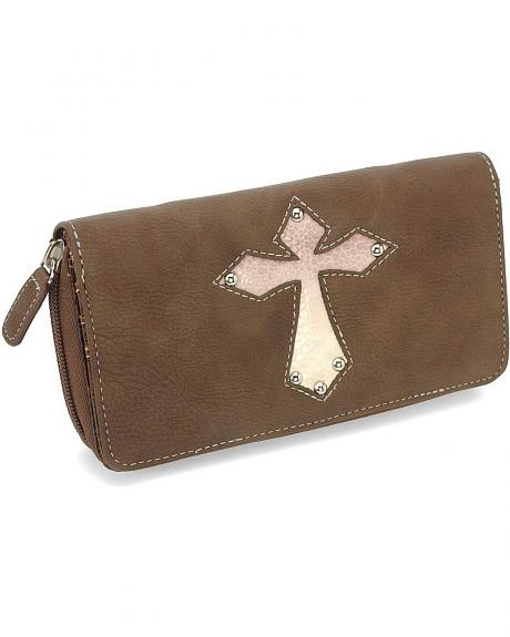Cowgirl Up Faith Wallet