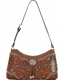 American West Lady Lace Shoulder Bag