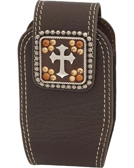 Nocona Cross Concho Electronics Case