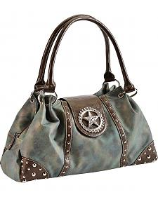 Blazin Roxx Blue Star Shoulder Bag