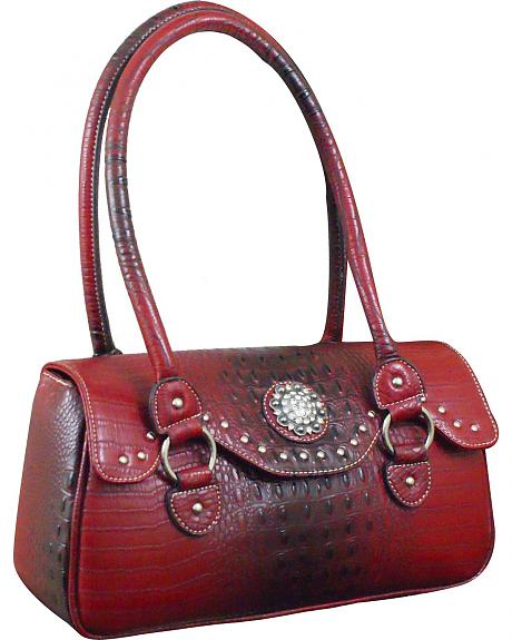 Way West Coral Ridge Satchel Bag
