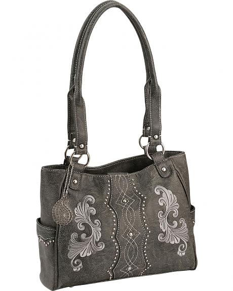 American West Bandana Sweetwater Tote Bag