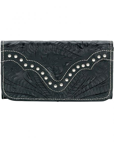 American West Shadow Ridge Tri Fold Wallet