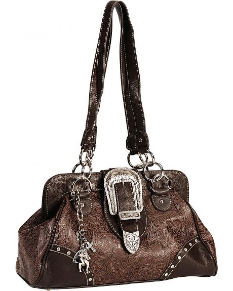 Way West Madison Satchel