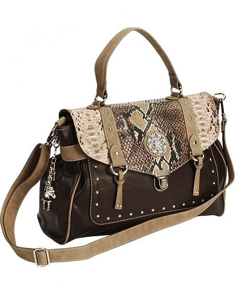 Way West Kayla Satchel Bag